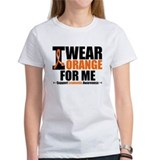 I Wear Orange For Me Tee