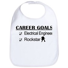 Electrical Engineer Career Goals - Rockstar Bib
