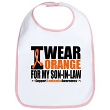 IWearOrange Son-in-Law Bib