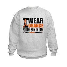 IWearOrange Son-in-Law Sweatshirt