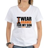 I Wear Orange For My Son Shirt