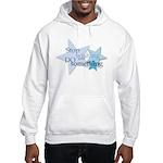 Stop Wishing and Do Something Hooded Sweatshirt