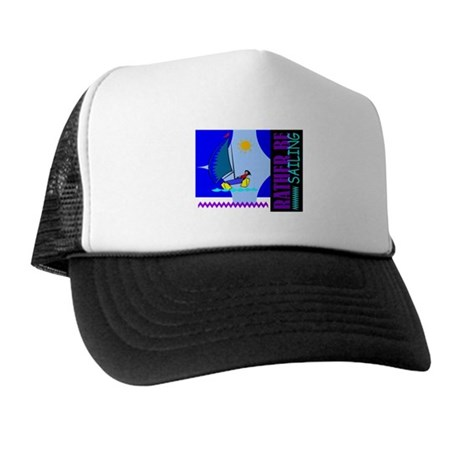Rather Be Sailing Trucker Hat