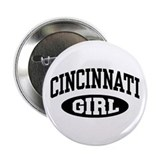 "Cincinnati Girl 2.25"" Button"