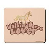 Walking Horse Mousepad