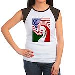 mexico Women's Cap Sleeve T-Shirt