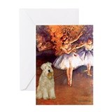 Dancer1/Wheaten T (7) Greeting Card