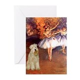 Dancer1/Wheaten T (7) Greeting Cards (Pk of 20)