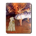 Dancer1/Wheaten T (7) Mousepad