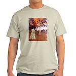 Dancer1/Wheaten T (7) Light T-Shirt