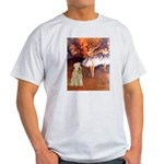 Dancer1/Wheaten T (7) Light T-Shirt