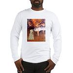 Dancer1/Wheaten T (7) Long Sleeve T-Shirt