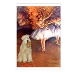Dancer1/Wheaten T (7) Postcards (Package of 8)