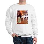 Dancer1/Wheaten T (7) Sweatshirt