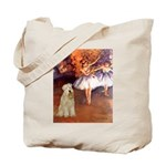 Dancer1/Wheaten T (7) Tote Bag