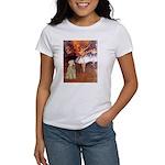 Dancer1/Wheaten T (7) Women's T-Shirt
