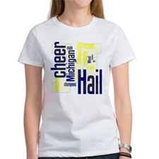Cute College football Tee