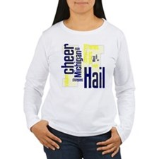Cute College football T-Shirt