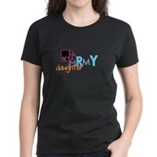 Army Daughter Tee