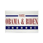 OBAMA BIDEN Rectangle Magnet