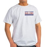OBAMA BIDEN Light T-Shirt