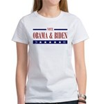 OBAMA BIDEN Women's T-Shirt