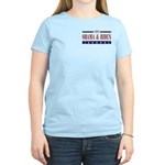 OBAMA BIDEN Women's Light T-Shirt