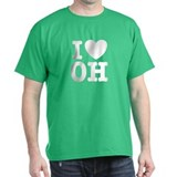 I Love OH T-Shirt
