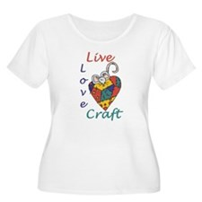 Mouse Love Craft T-Shirt