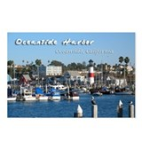 Oceanside Harbor Postcards (Package of 8)