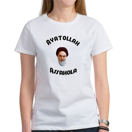 Ayatollah Assahola Women's T-Shirt