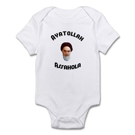 Ayatollah Assahola Infant Creeper