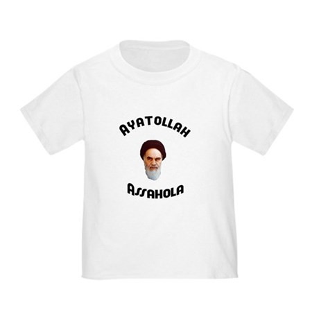 Ayatollah Assahola Toddler T-Shirt