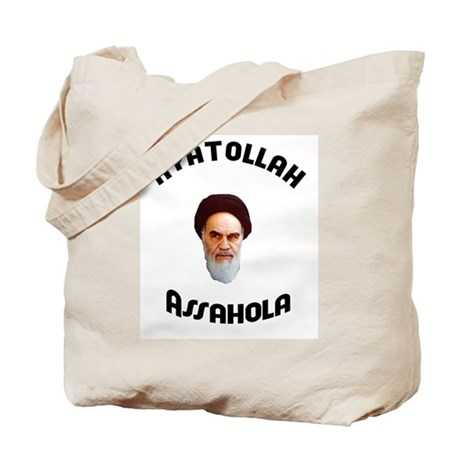 Ayatollah Assahola Tote Bag