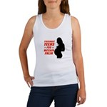 PREGNANT TEENS FOR PALIN Women's Tank Top