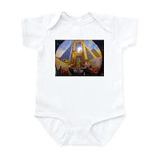 Andrew Annenberg's Egyptian E Infant Bodysuit