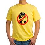 ANTI-PALIN Yellow T-Shirt