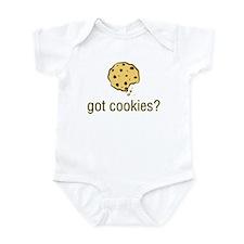 Got Cookies? Infant Bodysuit