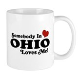Somebody in Ohio Loves Me  Tasse