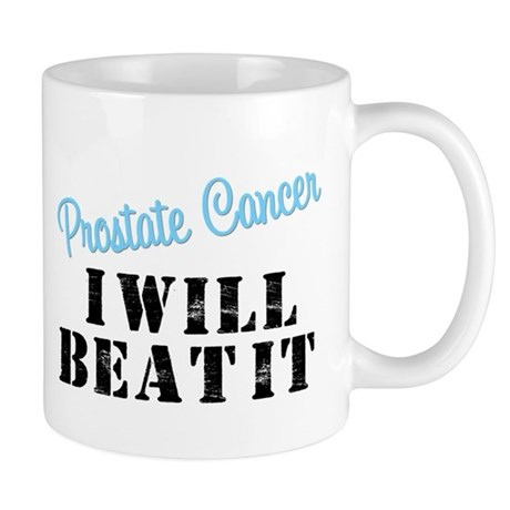 Prostate Cancer I Will Beat It Mug