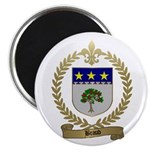 BRAUD Family Crest Magnet