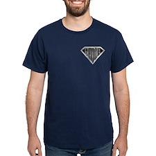 SuperGrandma(metal) T-Shirt