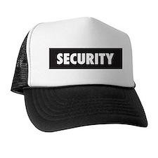 SECURITY - Trucker Hat