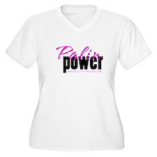 Palin Power Pink T-Shirt