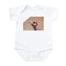 Egyptian Camel Photo Infant Bodysuit