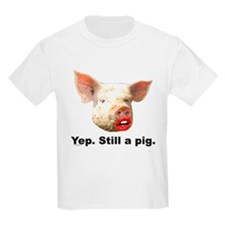 Pig in Lipstick T-Shirt