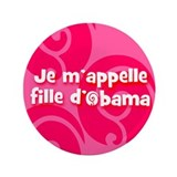 "Je m'appelle fille d'Obama, 3.5"" Obama girl b"