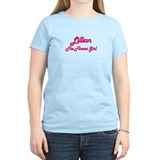 Lillian - The Flower Girl T-Shirt