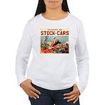 French Racing Women's Long Sleeve T-Shirt