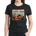 French Racing Women's Dark T-Shirt